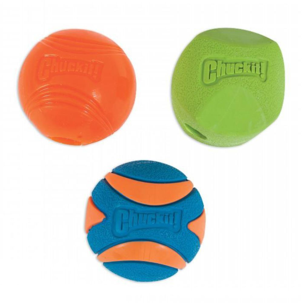 Chuckit! Fetch Medley 3 Pack Medium image