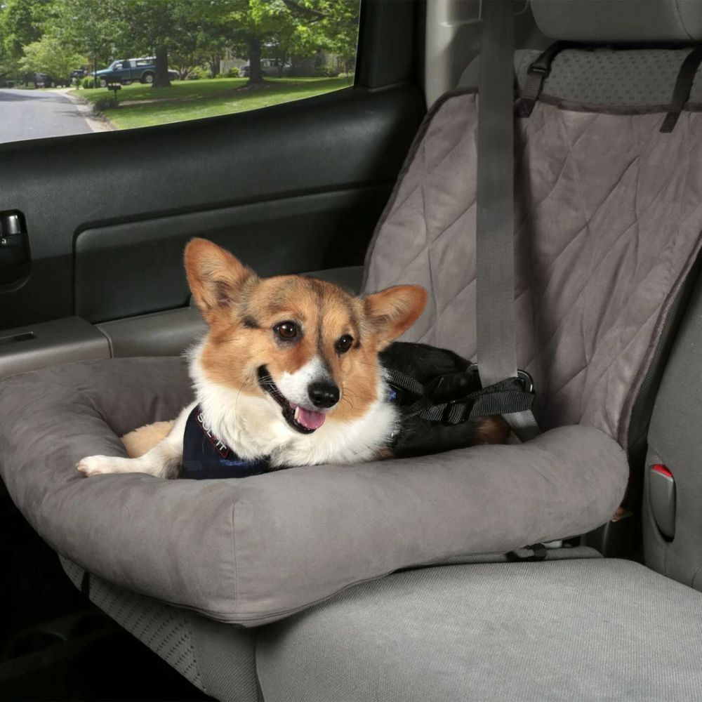 Petsafe Happy Ride Car Cuddler Dog Bed image