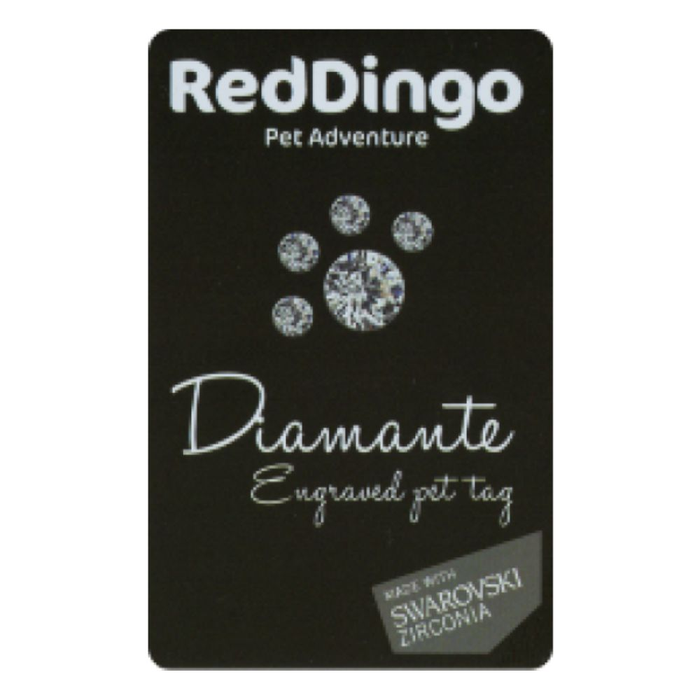 RedDingo Diamante Dog Tag Express Gift Card image