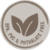 BPA PVC and Phthalate Free