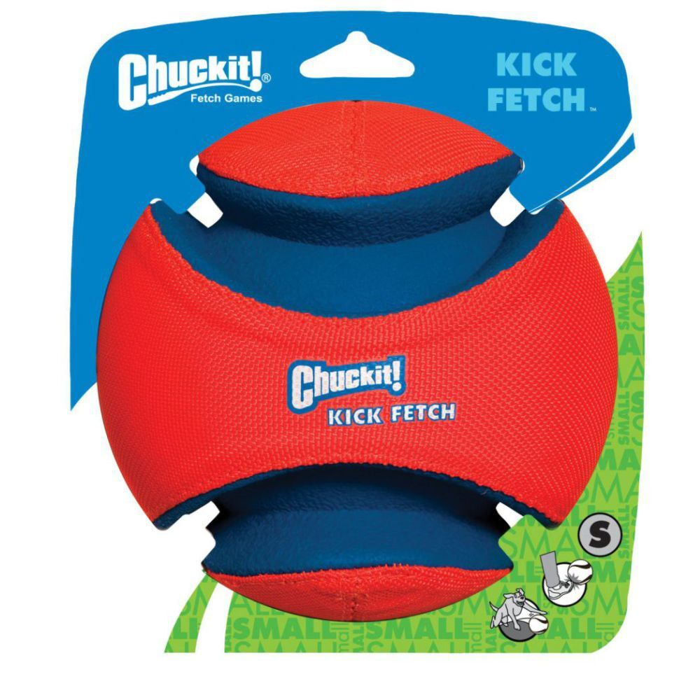 Chuckit! Kick Fetch Small Dog Ball