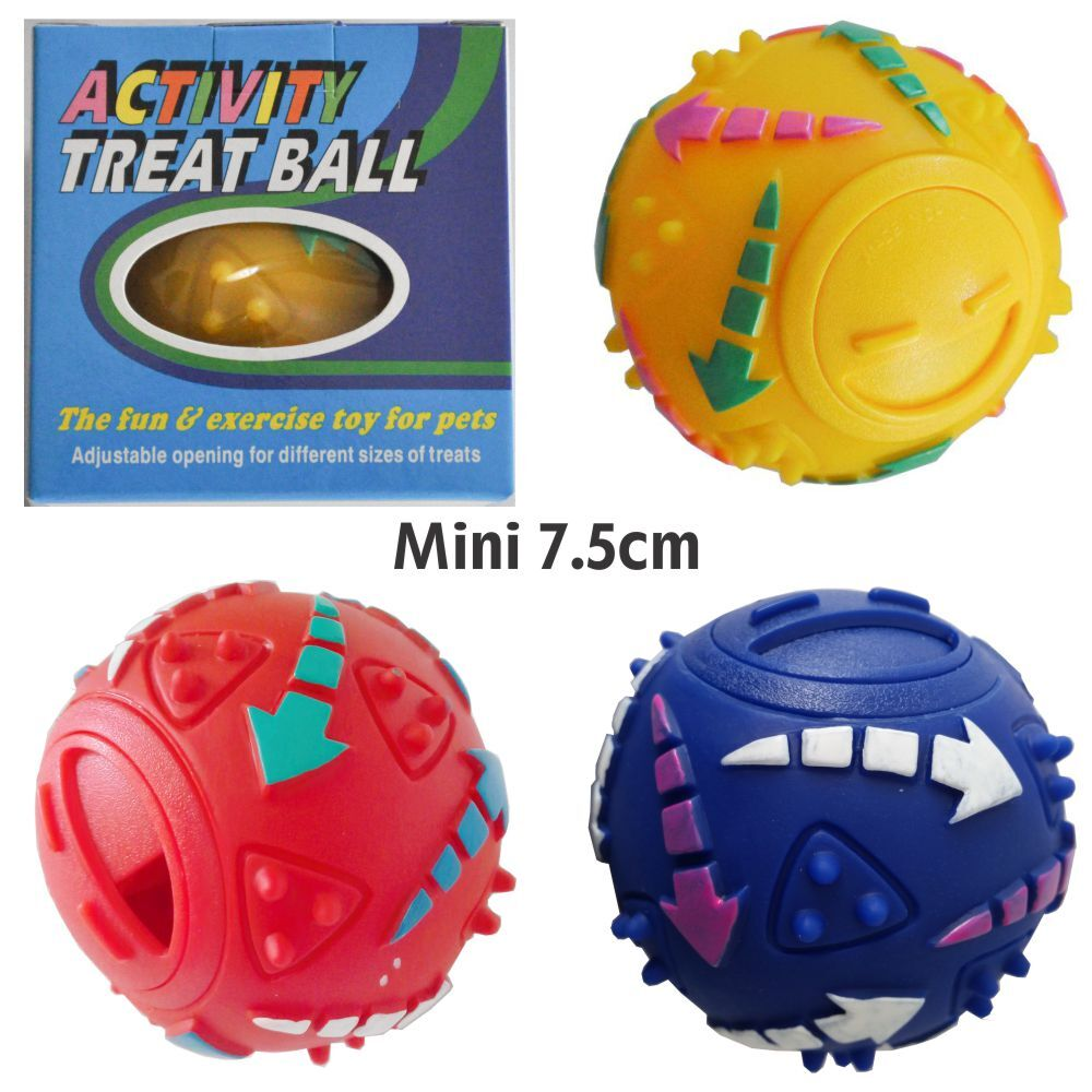 Activity Treat Ball Mini 7.5cm