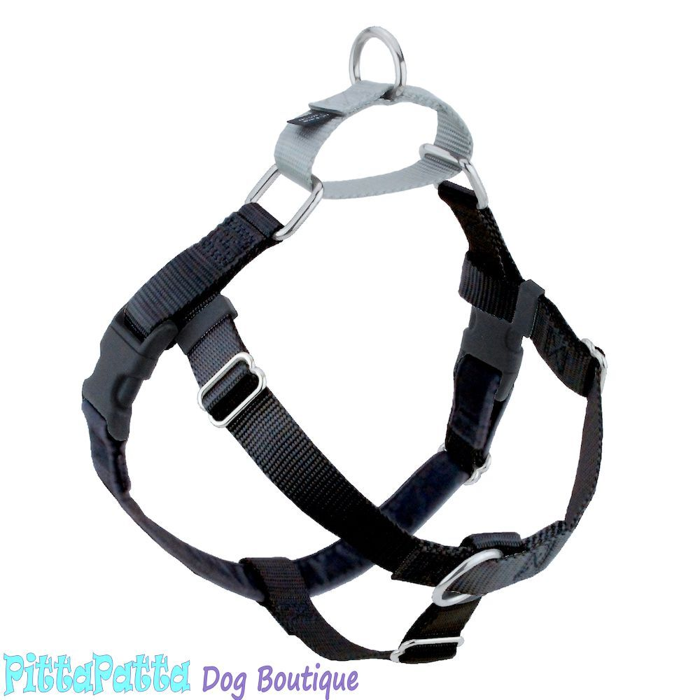 Freedom No Pull Harness Black