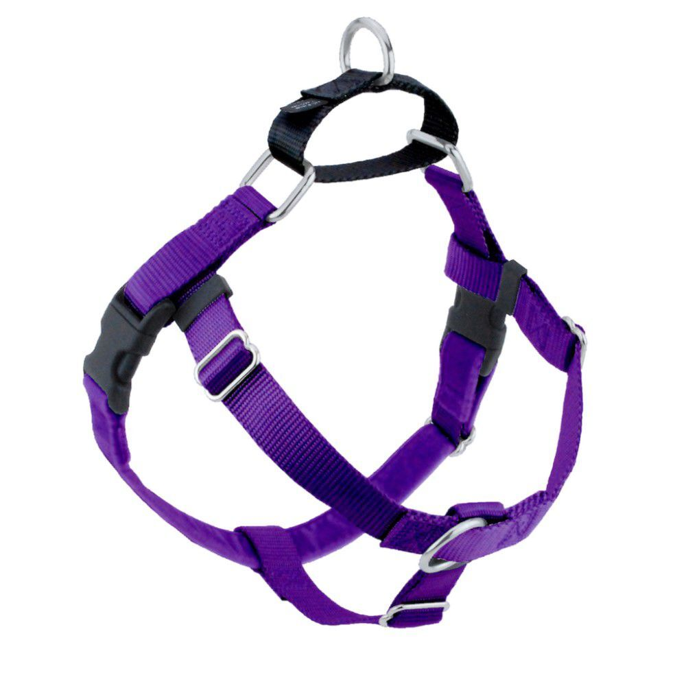 Freedom No Pull Harness Purple