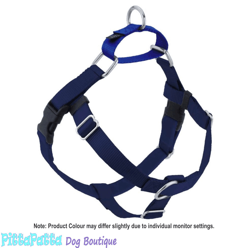 Freedom No Pull Harness Navy