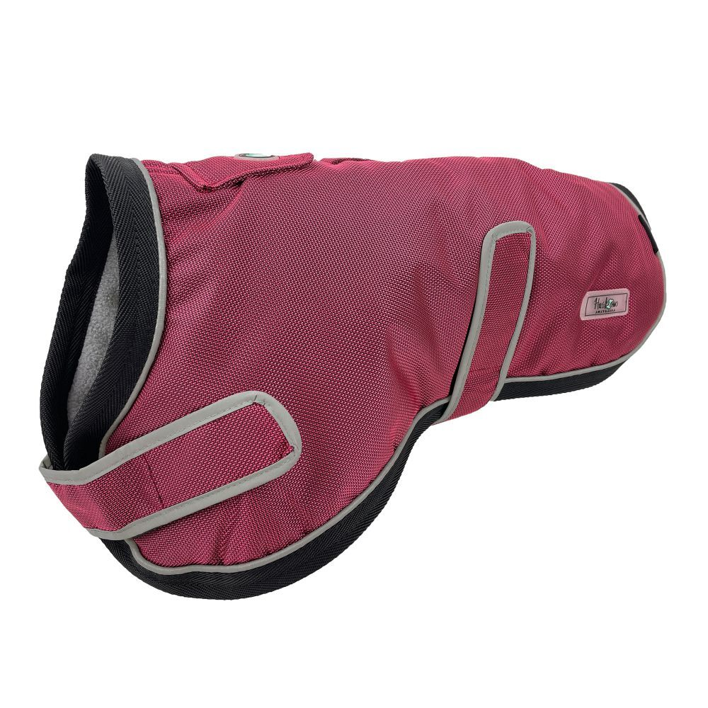 Huskimo Summit Dog Coat Uluru Red 33cm, 40cm, 46cm, 52.5cm, 60cm, 67cm, 73cm, 80cm