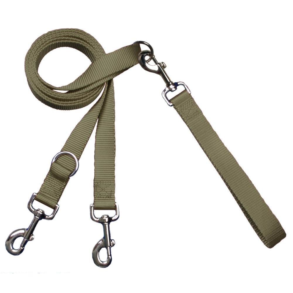 Euro Training Multi-Function Lead Tan (2.5 cm Wide)