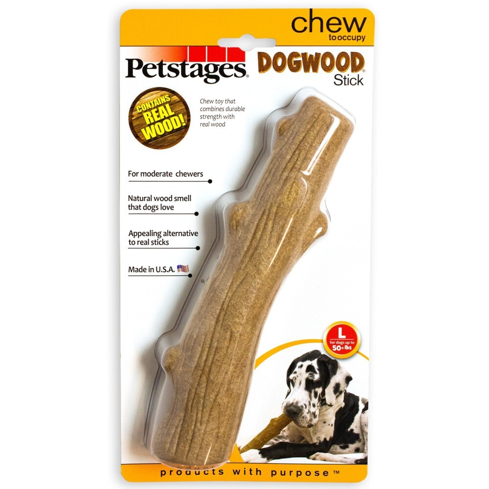 Petstages Dogwood Dog Chew Toy (Large)