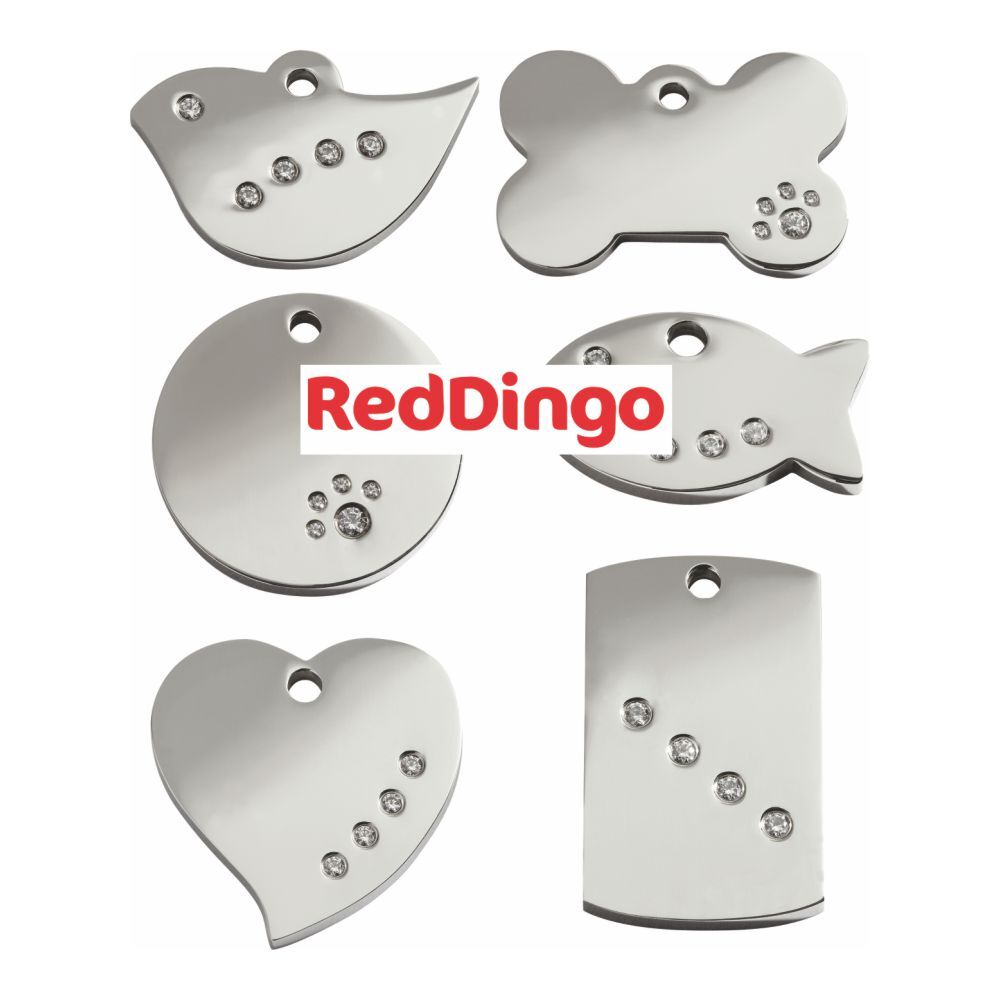 RedDingo Diamante Dog Tag Express Gift Card