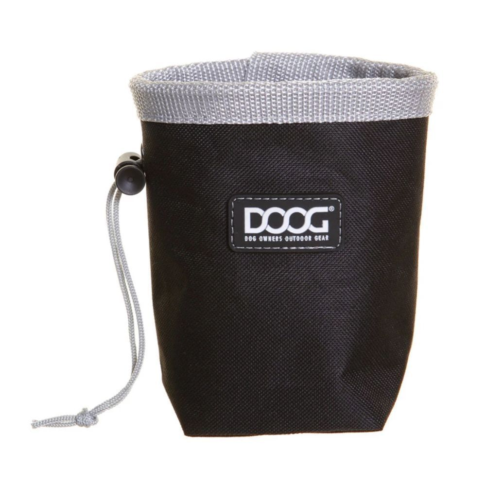 DOOG Small Treat Pouch Black